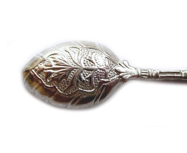 Серебряная ложка - Ангел на кресте