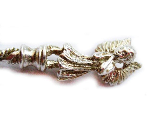 Ложка серебряный Ангелочек