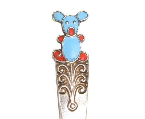 Ложка Мышка из сказки Репка