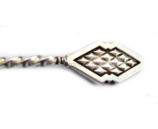 Серебряная ложка 925 пробы