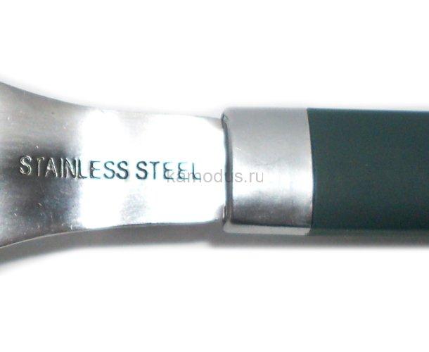 Ложка стальная из Испании