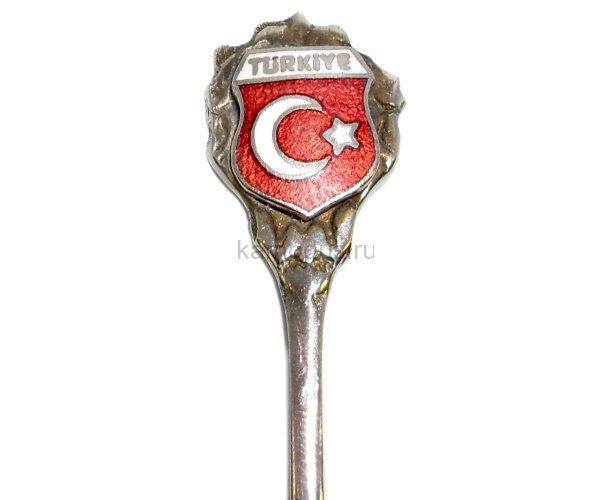 Ложка из Турции