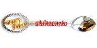 Ложка была подарена Фархадом, привезена из поездки в Таиланд