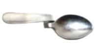 Ложка LAVAZZA металлическая